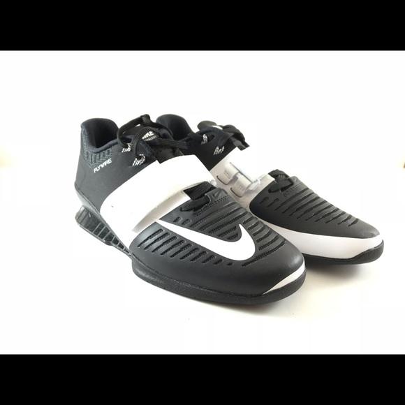 ece4f2dda7b NIKE Romaleos 3 Weightlifting Training Shoes